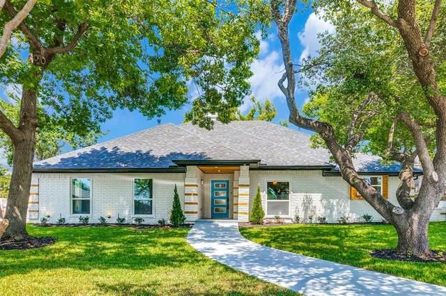 2719 Gainesborough Drive, Dallas, TX 75287 (MLS #14599323) :: The Mitchell Group