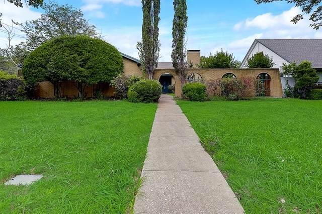 1601 Villanova Drive, Richardson, TX 75081 (MLS #14599324) :: Real Estate By Design