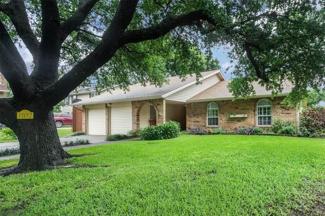 1102 Heiden Court, Flower Mound, TX 75028 (MLS #14599338) :: VIVO Realty