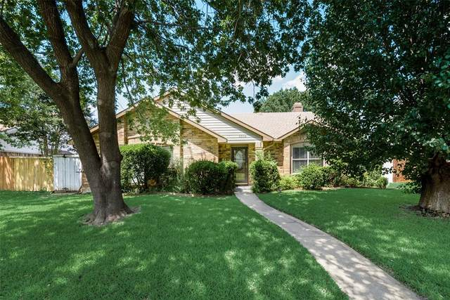 3506 Willowood Drive, Garland, TX 75040 (MLS #14599344) :: Team Hodnett