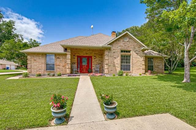 1760 Buckingham Lane, Kaufman, TX 75142 (MLS #14599349) :: The Hornburg Real Estate Group