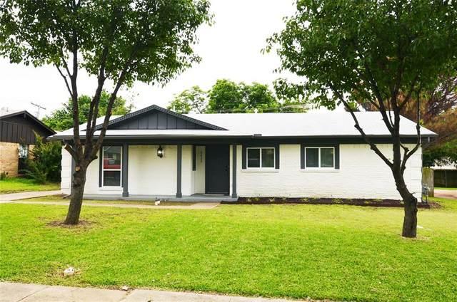3622 W Rochelle Road, Irving, TX 75062 (MLS #14599361) :: The Mauelshagen Group