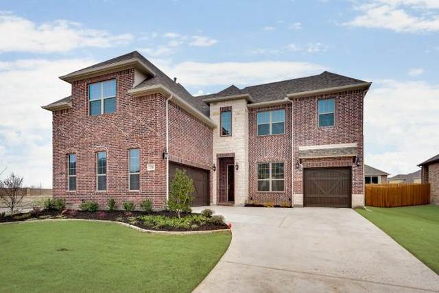 1002 Amber Knoll Drive, Rockwall, TX 75087 (#14599363) :: Homes By Lainie Real Estate Group