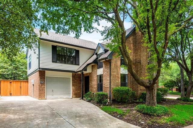 700 Cimarron Way, Irving, TX 75063 (MLS #14599371) :: All Cities USA Realty