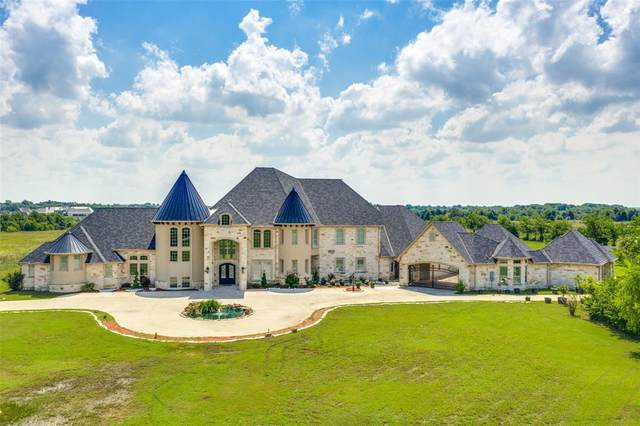 122 N Paschall Road, Sunnyvale, TX 75182 (MLS #14599375) :: The Property Guys