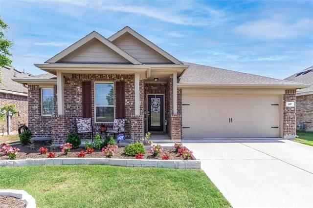917 Rosewood Street, Princeton, TX 75407 (MLS #14599377) :: Real Estate By Design