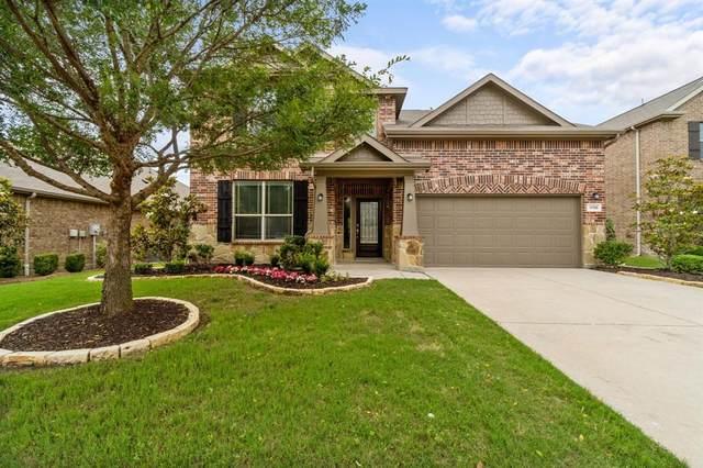 1705 Medina Lane, Prosper, TX 75078 (MLS #14599382) :: VIVO Realty
