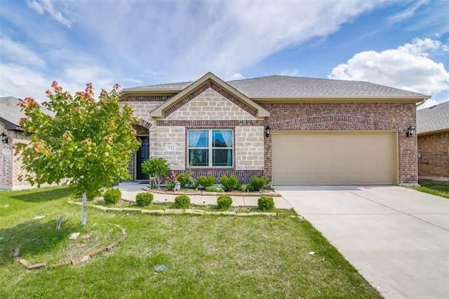 742 Brookline Drive, Lavon, TX 75166 (MLS #14599396) :: Real Estate By Design