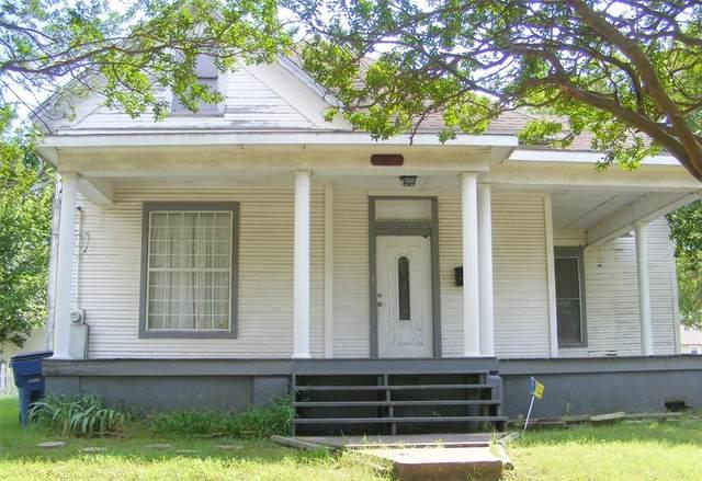 307 N Pecan Avenue, Hubbard, TX 76648 (MLS #14599454) :: RE/MAX Pinnacle Group REALTORS