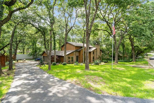 418 Lake Vista E, Highland Village, TX 75077 (MLS #14599455) :: The Rhodes Team