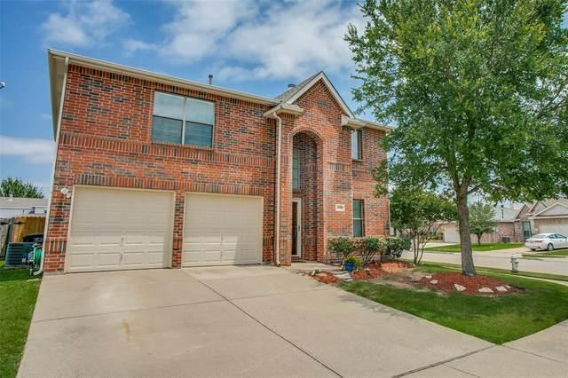 3929 Cane River Road, Fort Worth, TX 76244 (MLS #14599470) :: Keller Williams Realty