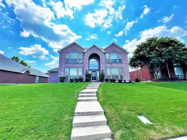 4016 Binley Drive, Richardson, TX 75082 (MLS #14599475) :: Robbins Real Estate Group