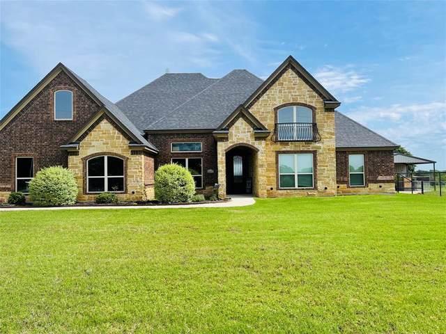 2977 Knob Road, Springtown, TX 76082 (MLS #14599495) :: Keller Williams Realty