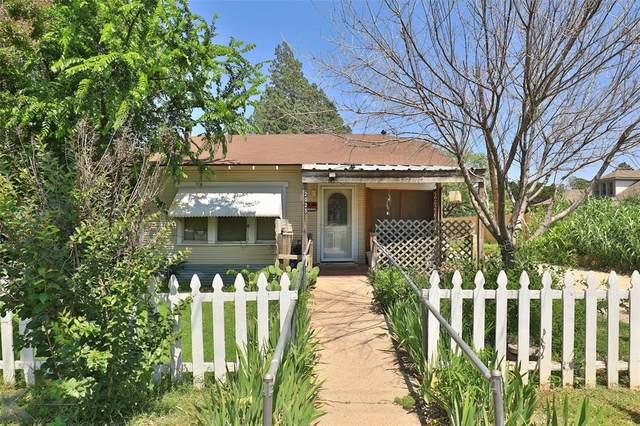 2025 Grape Street, Abilene, TX 79601 (MLS #14599498) :: Robbins Real Estate Group