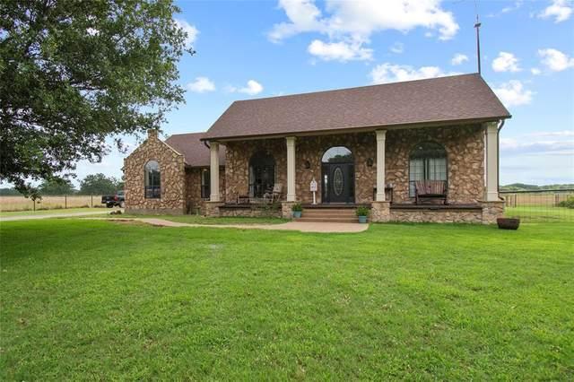 729 County Road 2404, Kemp, TX 75143 (MLS #14599505) :: Rafter H Realty