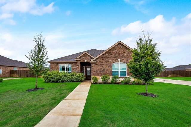 610 Milas Lane, Glenn Heights, TX 75154 (MLS #14599508) :: Real Estate By Design