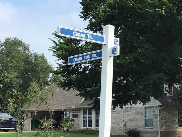 39341 Cedar Trail, Whitney, TX 76692 (MLS #14599512) :: EXIT Realty Elite