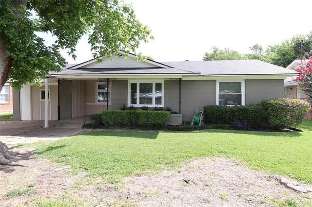 4816 Sandra Lynn Drive, Mesquite, TX 75150 (MLS #14599535) :: The Property Guys