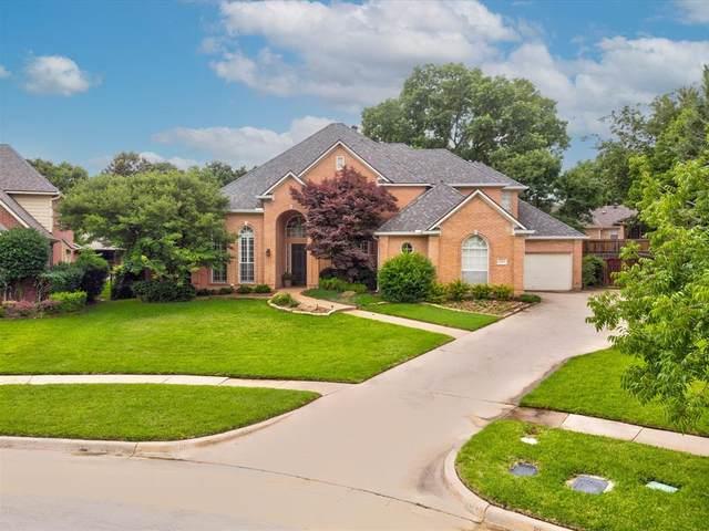 1404 Hampton Court, Southlake, TX 76092 (MLS #14599544) :: The Daniel Team