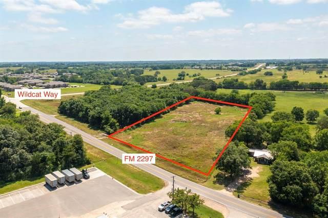 4.631ac Farm Road 2297, Sulphur Springs, TX 75482 (MLS #14599546) :: Real Estate By Design