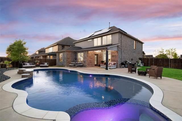 11401 Beckton Street, Mckinney, TX 75071 (MLS #14599557) :: The Hornburg Real Estate Group
