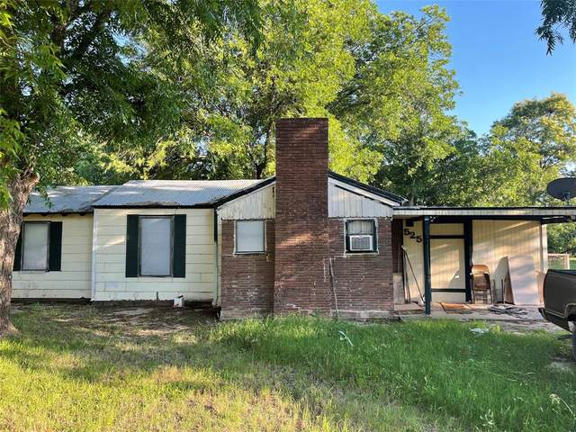 526 Avenue A, Lawn, TX 79530 (MLS #14599563) :: Real Estate By Design