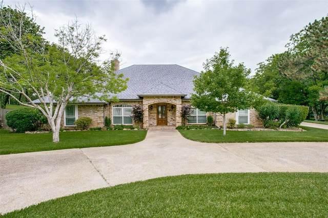 3432 Wintergreen Terrace, Grapevine, TX 76051 (MLS #14599575) :: VIVO Realty
