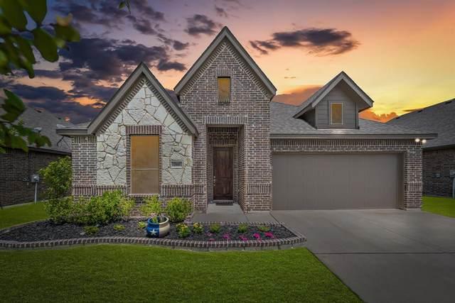 200 Colter Drive, Waxahachie, TX 75167 (MLS #14599585) :: Keller Williams Realty