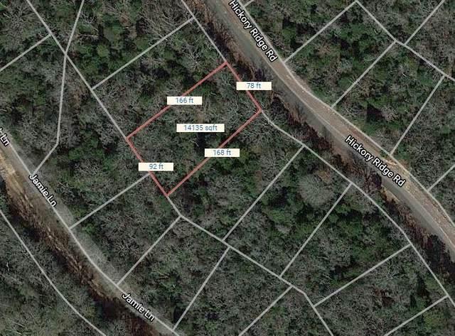 Lot 18 Hickory Ridge Drive, Hilltop Lakes, TX 77871 (MLS #14599587) :: The Juli Black Team