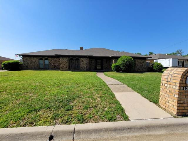 1301 Rockmoor Drive, Edgecliff Village, TX 76134 (MLS #14599628) :: Hargrove Realty Group
