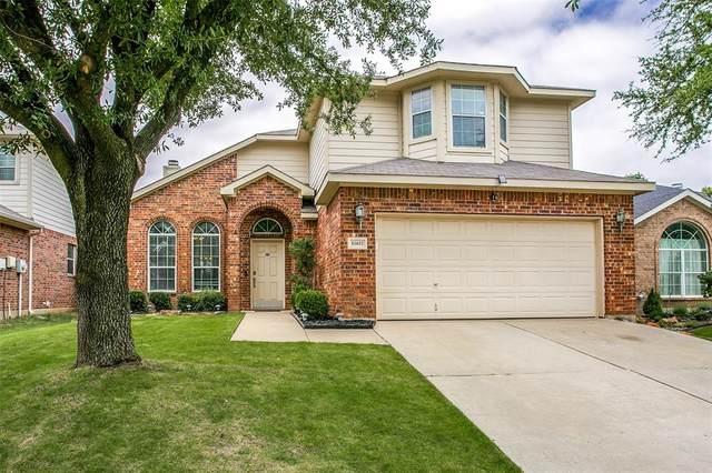 11632 Maddie Avenue, Fort Worth, TX 76244 (MLS #14599629) :: Robbins Real Estate Group