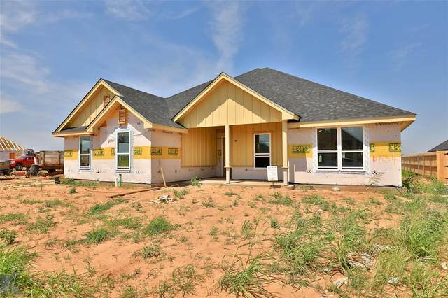 6534 Red Yucca Road, Abilene, TX 79606 (MLS #14599637) :: The Tierny Jordan Network