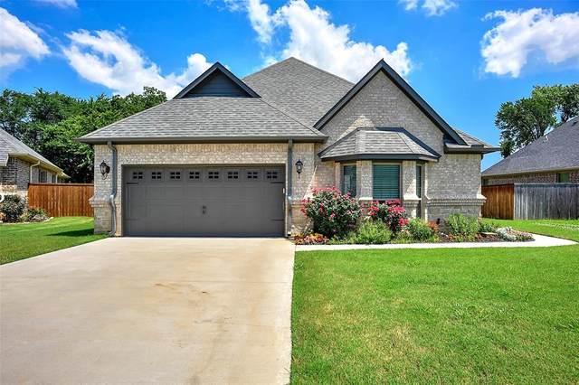 1007 Cash Court, Pottsboro, TX 75076 (MLS #14599646) :: Real Estate By Design