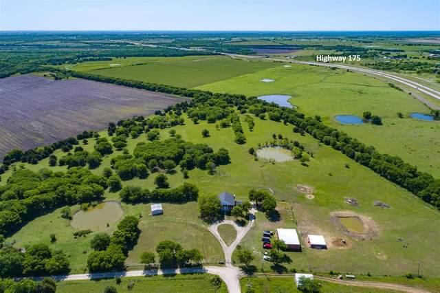 1488 County Road 268, Kaufman, TX 75142 (MLS #14599648) :: VIVO Realty