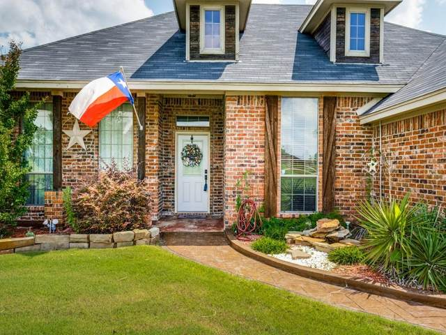 10363 Fireside Lane, Forney, TX 75126 (MLS #14599657) :: Real Estate By Design