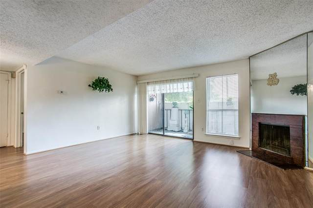 11490 Audelia Road #115, Dallas, TX 75243 (MLS #14599659) :: Bray Real Estate Group