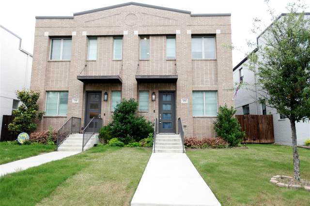 216 Wimberly Street, Fort Worth, TX 76107 (MLS #14599667) :: The Good Home Team
