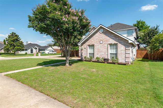 529 Willow Lane, Forney, TX 75126 (MLS #14599672) :: Real Estate By Design