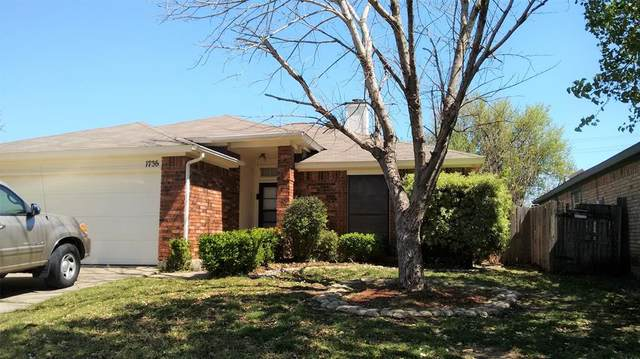 1735 Duster Circle, Arlington, TX 76018 (MLS #14599678) :: Front Real Estate Co.