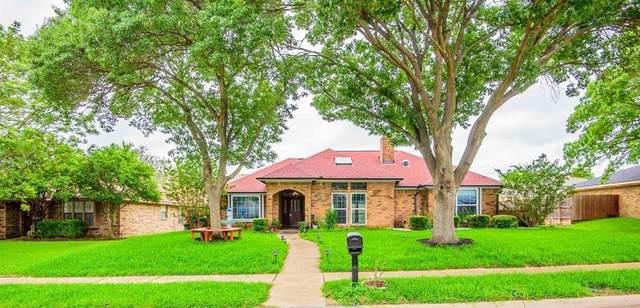 4421 Ringgold Lane, Plano, TX 75093 (MLS #14599687) :: The Mike Farish Group