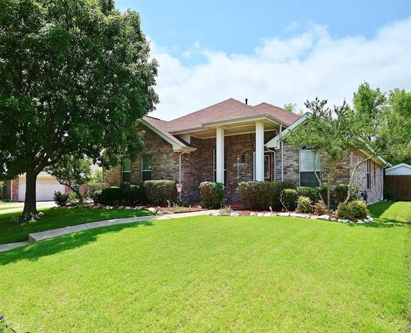 110 Forest Creek Lane, Terrell, TX 75160 (MLS #14599688) :: Real Estate By Design