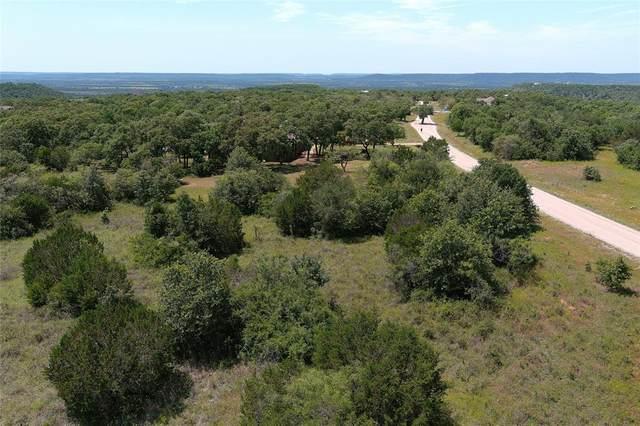Lot 15 Glenhollow Drive, Gordon, TX 76453 (MLS #14599692) :: Real Estate By Design