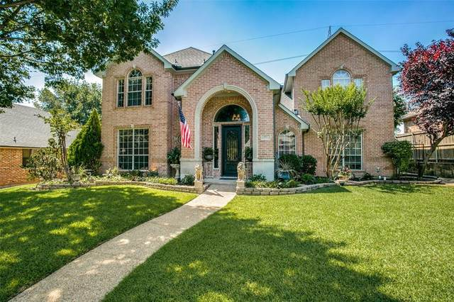 907 Pelican Lane, Coppell, TX 75019 (MLS #14599694) :: The Property Guys