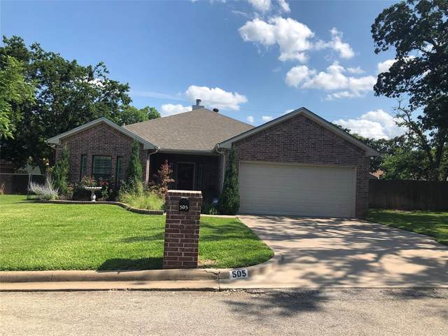 505 NW 25th Street, Mineral Wells, TX 76067 (MLS #14599697) :: Real Estate By Design