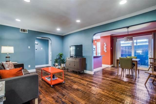 4652 Matilda Street B, Dallas, TX 75206 (MLS #14599700) :: Bray Real Estate Group