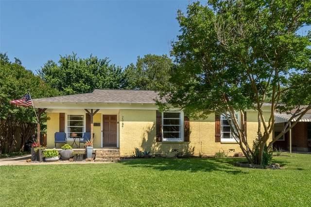 2937 Ryan Place Drive, Fort Worth, TX 76110 (MLS #14599704) :: RE/MAX Landmark