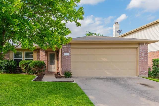 4602 Courtside Drive, Mckinney, TX 75070 (MLS #14599719) :: The Mike Farish Group