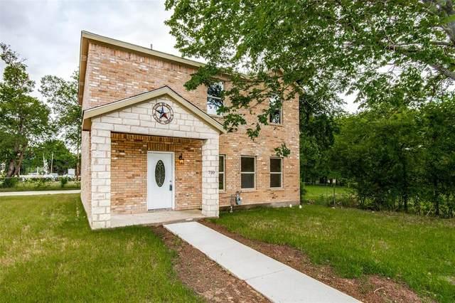 710 W Grove Street, Terrell, TX 75160 (MLS #14599746) :: Craig Properties Group
