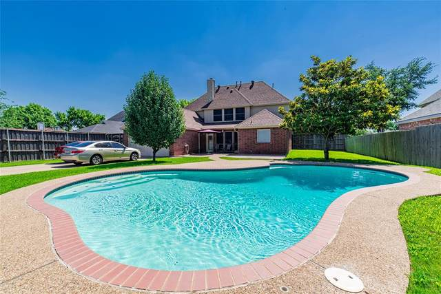 7007 Longmeadow Drive, Sachse, TX 75048 (MLS #14599764) :: RE/MAX Landmark