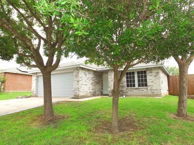 8713 Swan Park Drive, Denton, TX 76210 (MLS #14599767) :: The Chad Smith Team